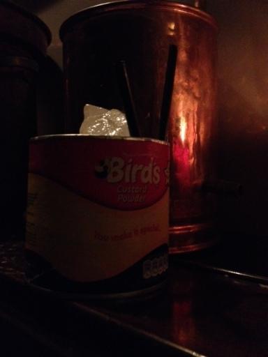 custard drink